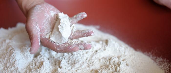 そば粉の保存と管理