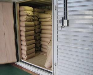 玄ソバ低温保管倉庫