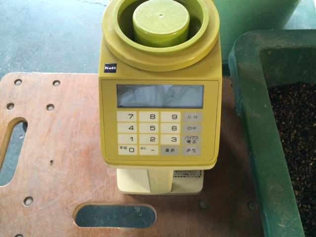 ケット科学研究所の水分計測器