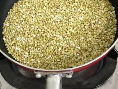 蕎麦味噌(抜きソバの実)