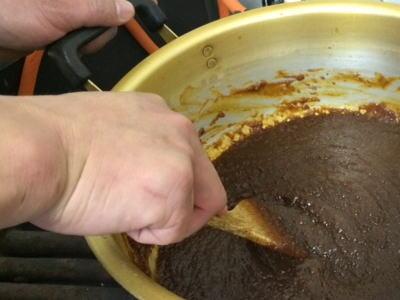 蕎麦味噌の作り方