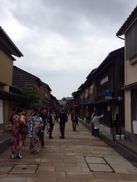 石川県金沢市の東山ひがし茶屋街