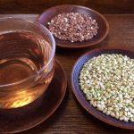 調理例:そばの実(抜き実)で作った蕎麦茶